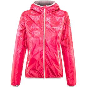 Regatta Leera III Kurtka Kobiety, neon pink tie-dye